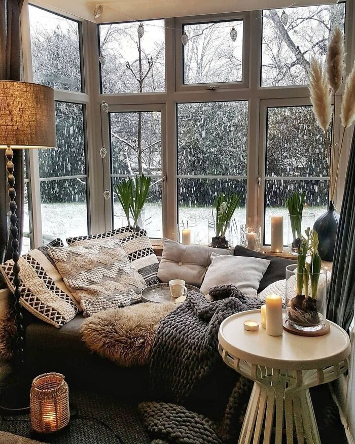 A Cozy And Warm Spot