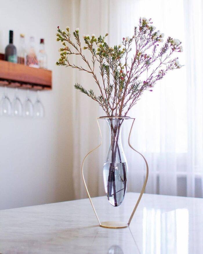 Droplet Vase By Kitbox Design