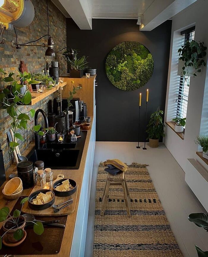 In Love With This Lovely Kitchen