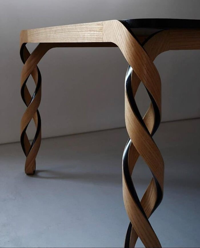 In Love With This Awesome Woodworking Art