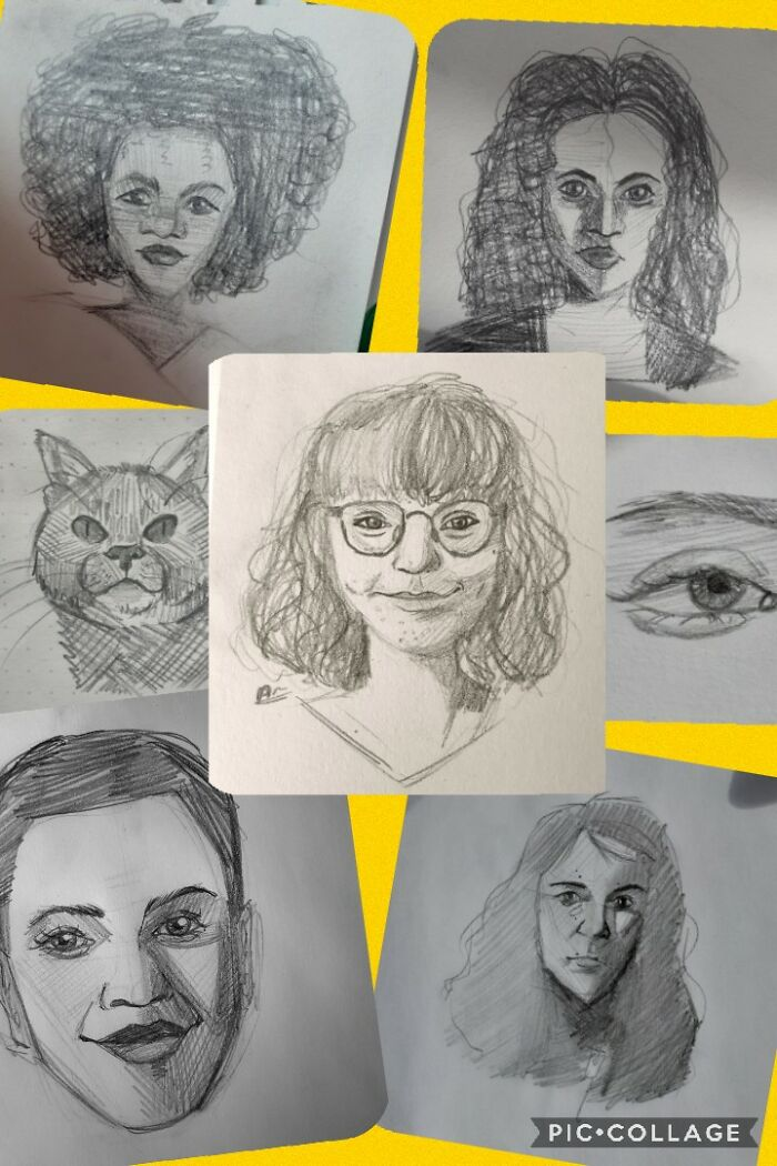 My Best Pencil Sketches!