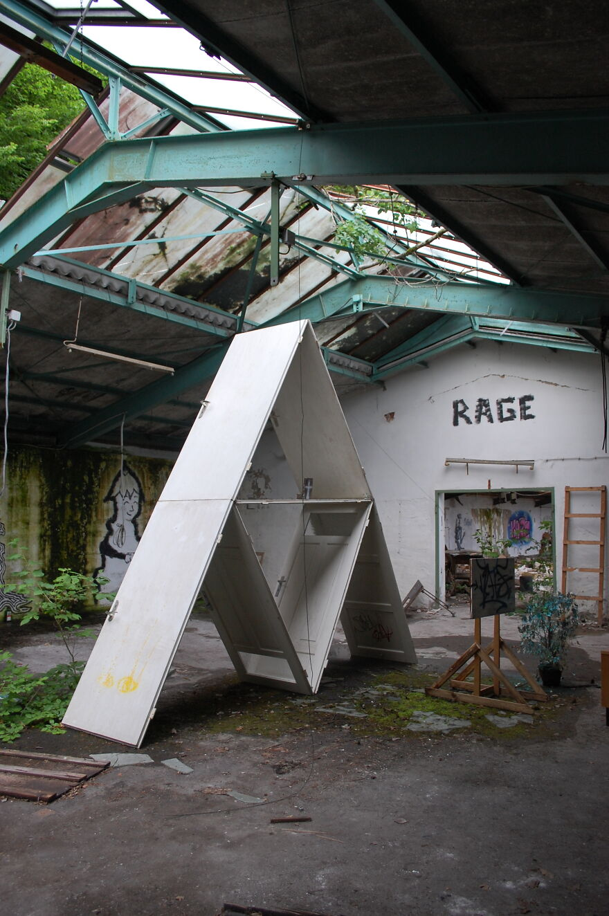 Card House, By Rage