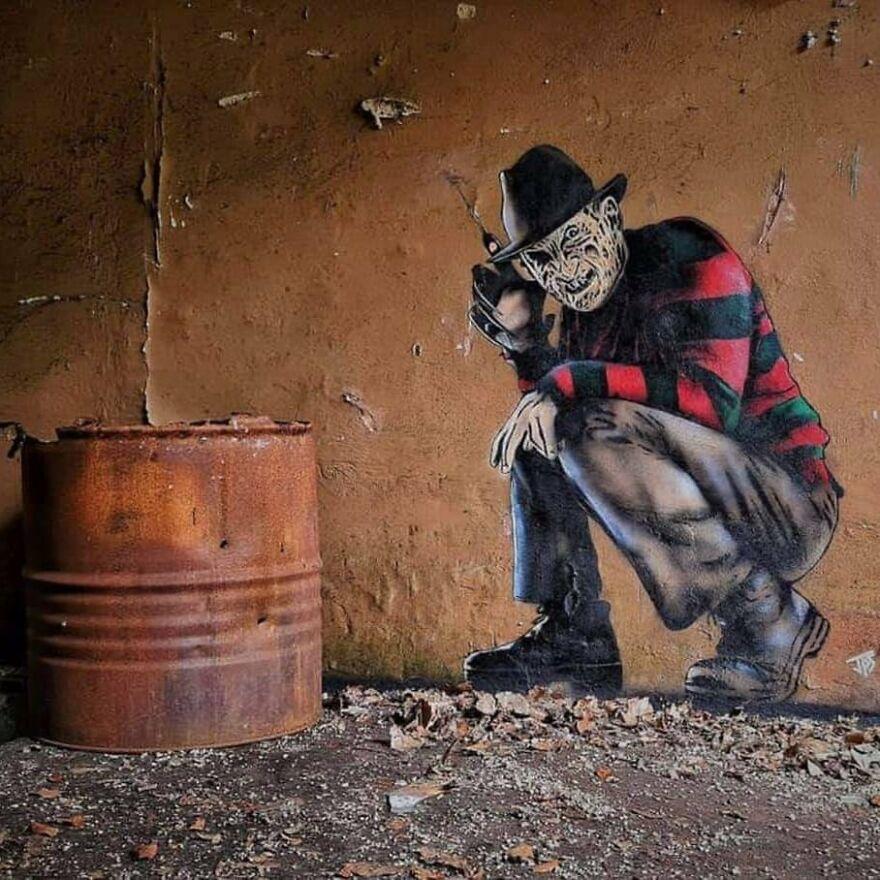 Freddy Krueger, By JPS