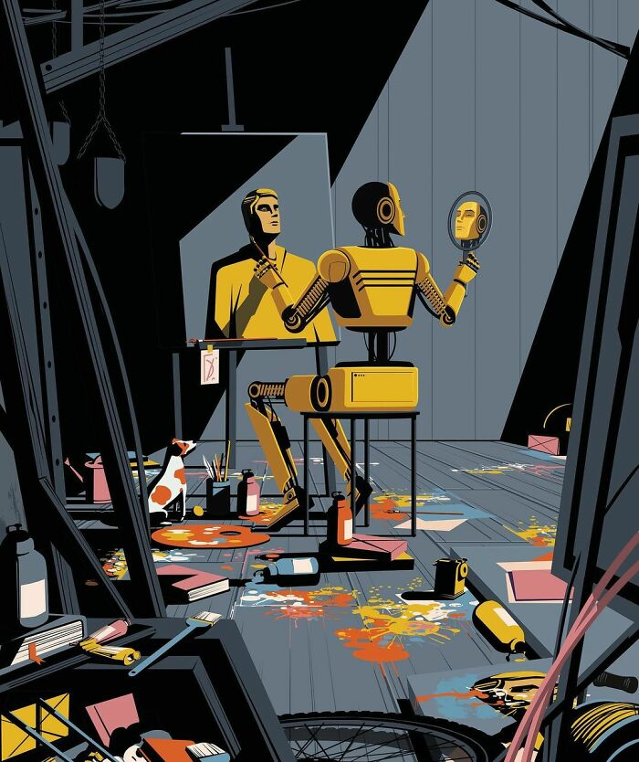 30 Thought-Provoking And Honest Illustrations About Our Lives By Stephan Schmitz (New Pics)