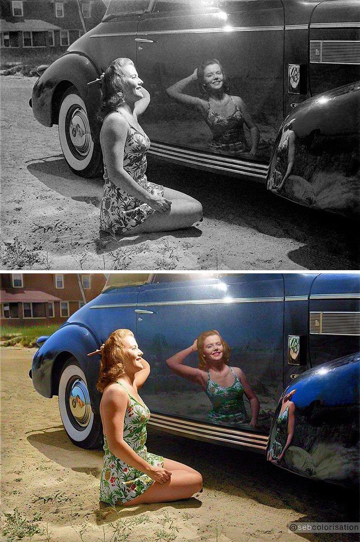 Cars And Girls, 1942