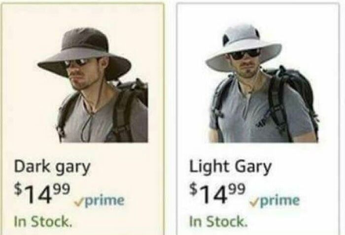 The Two Sides Of Gary