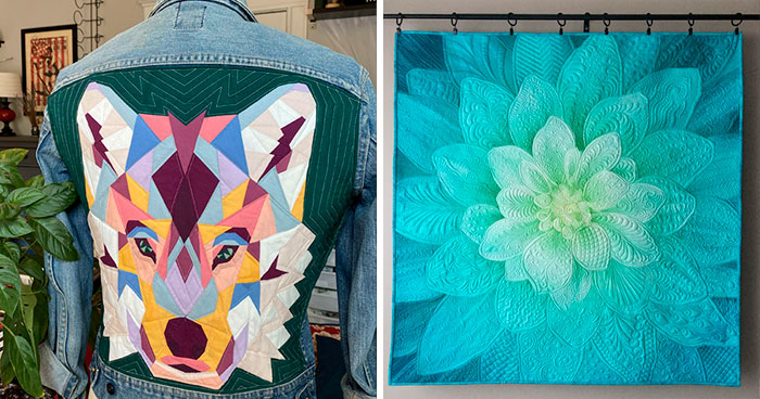 50 Times People Who Do Not Believe Quilting To Be Fit For Grandmas Only Made These Incredible Things
