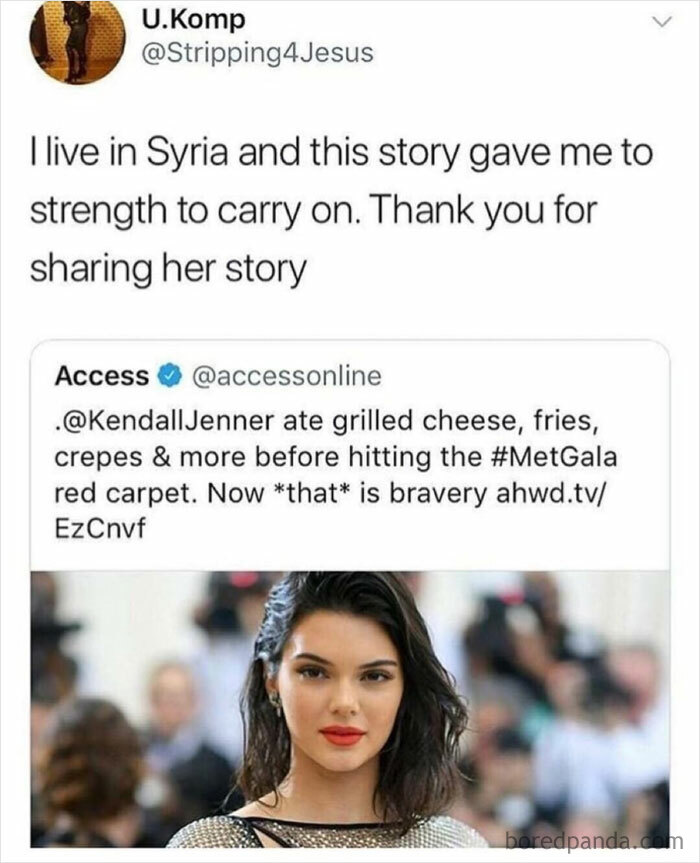 Now *that* Is Bravery