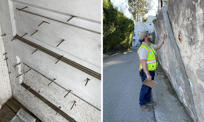 22 «Pesadillas» y «milagros» vistos durante inspecciones estructurales (nuevas fotos)
