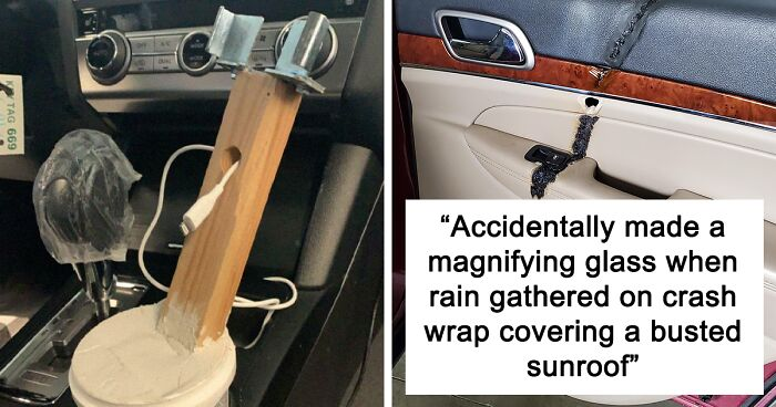 51 Times Car Mechanics Took Pics Of What They Were Dealing With So Others Would Believe Them (New Pics)