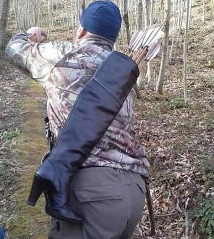 Bow Hunting With Style