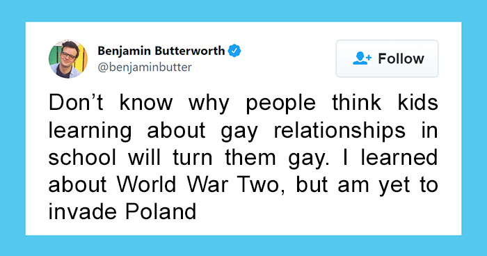 50 Times Homophobes Spread Their Hate Online And Were Shut Down By These Epic Comebacks (New Pics)