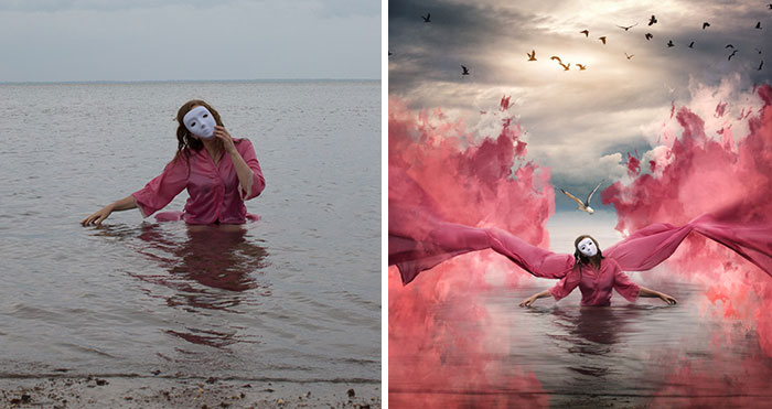 Let Me Show You How I Use Photography And Photoshop To Escape Reality (20 Pics)
