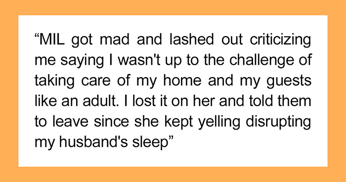 """Woman Points At The Kitchen When Her MIL Asks """"Where Is Our Dinner?"""" As She's Busy Taking Care Of Her Injured Husband, Gets Called Out For It"""