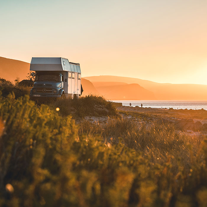 We Decided To Sell Everything We Own, Convert An Old Truck, And Travel The World Together (New Pics)