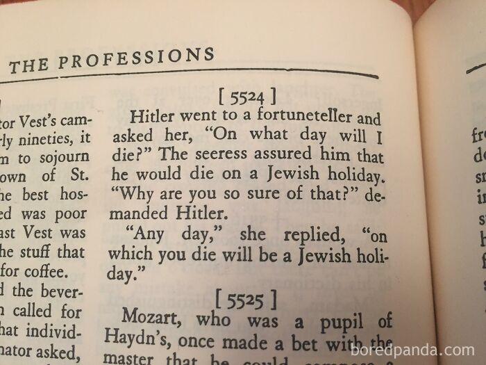 A Joke Book From 1940