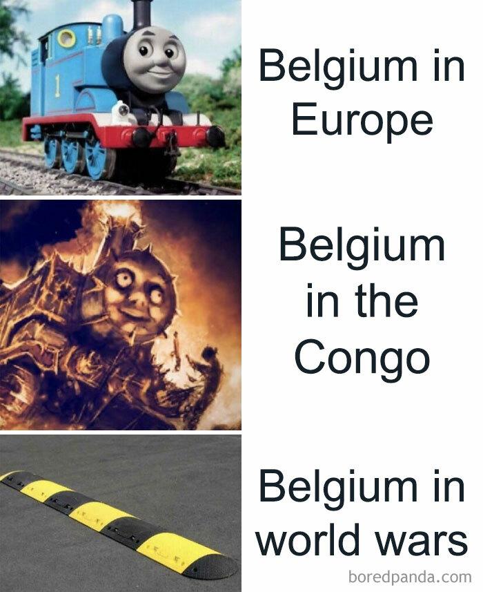 Belgian History 101