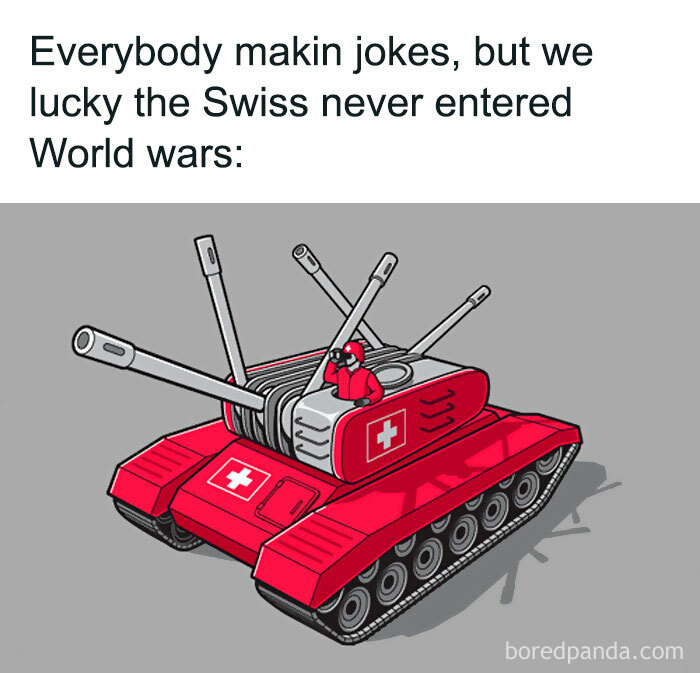 *laughs In Nazi Gold*