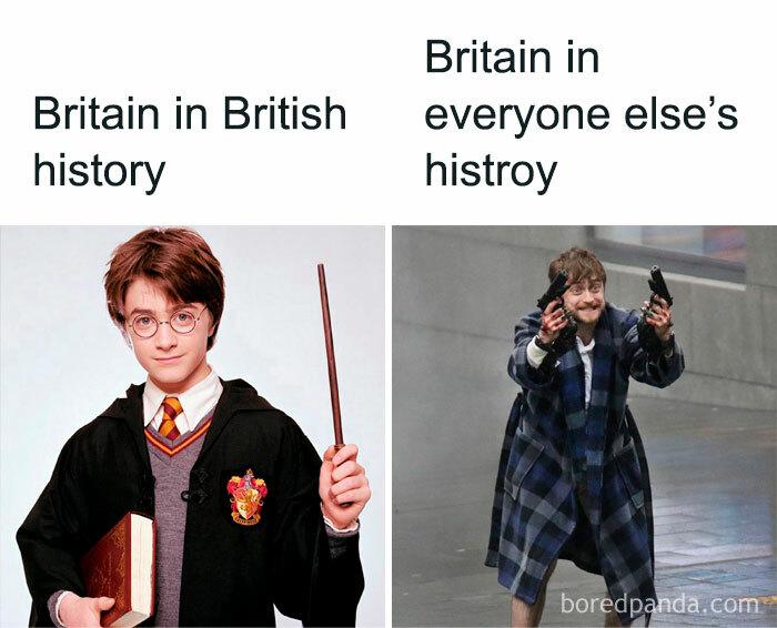 UK Is Like Belgium