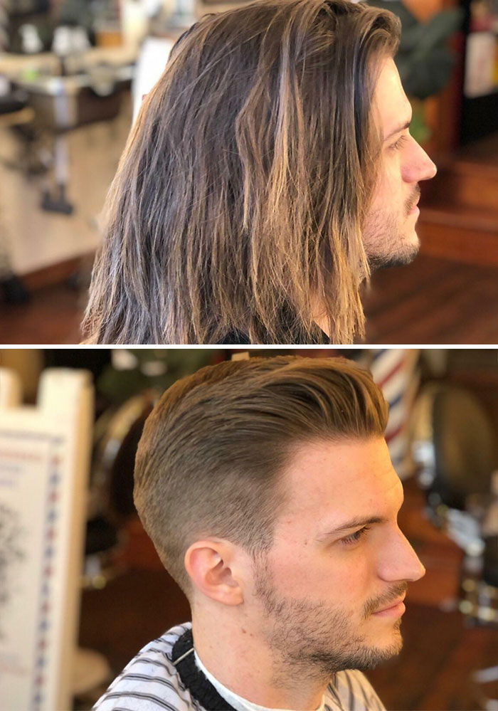 Jesus To Gq - First Haircut In 2 Years
