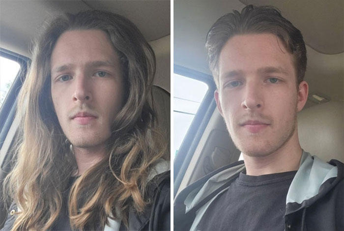 Had Long Hair For 4 Years, How'd I Do?