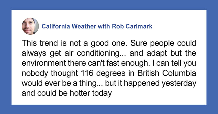 Abnormal Heatwaves And The Wet Bulb Effect Are Causing Specialists To Speak Up About How Hazardous Such Extremes Can Be To Humans