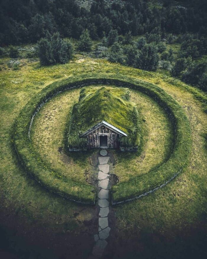 Great Cabin In Iceland