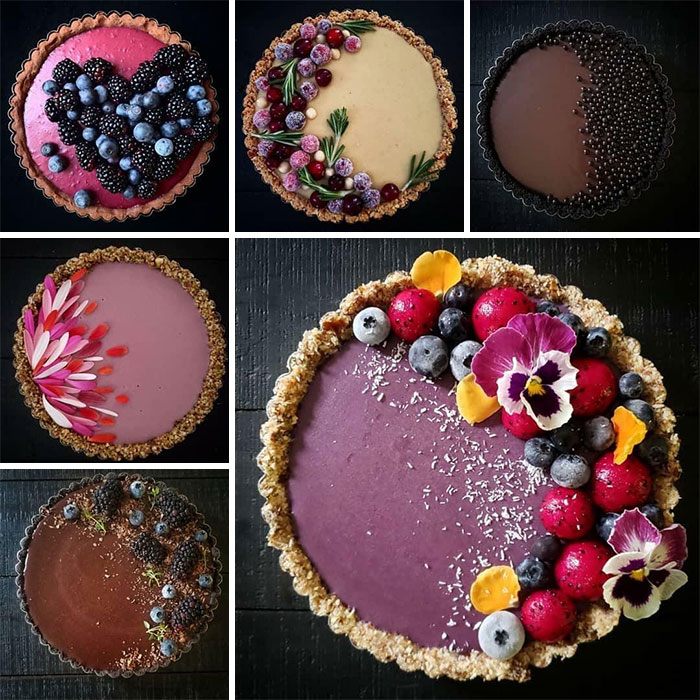 A Few Awesome Tarts My Sister Has Made