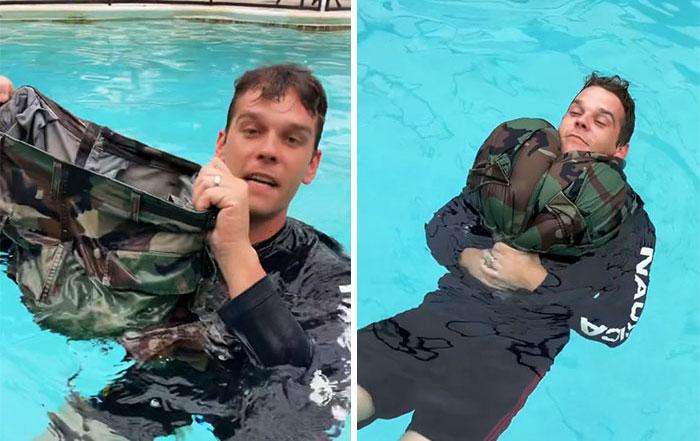 Este Marine Real está compartiendo consejos para salvar vidas, y aquí hay 20 de los mejores