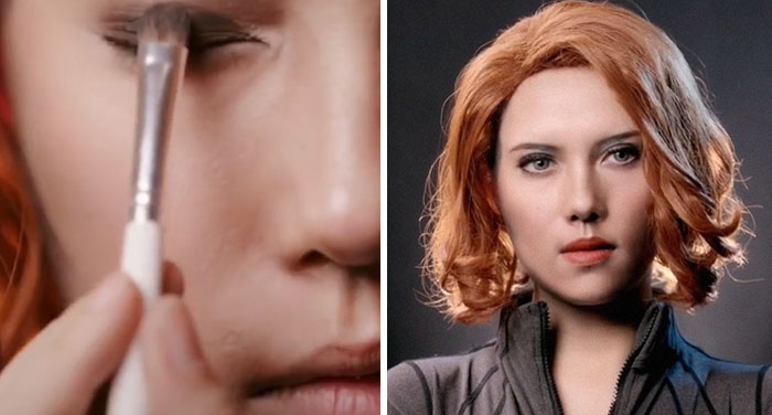 Asian Makeup Artist Can Transform Herself Into Any Celebrity Or Popular Character (20 Pics)