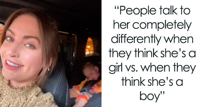 'Once I Realized It, It Blew My Mind': Mom Says People Treat Her Daughter Differently When They Think She's A Boy