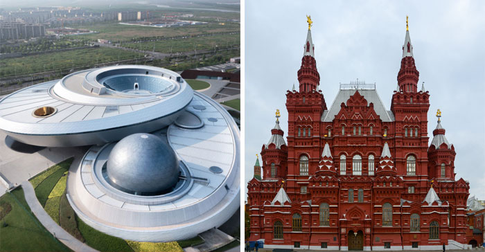 30 Museums From Around The Globe Whose Architecture Is Everything But Plain
