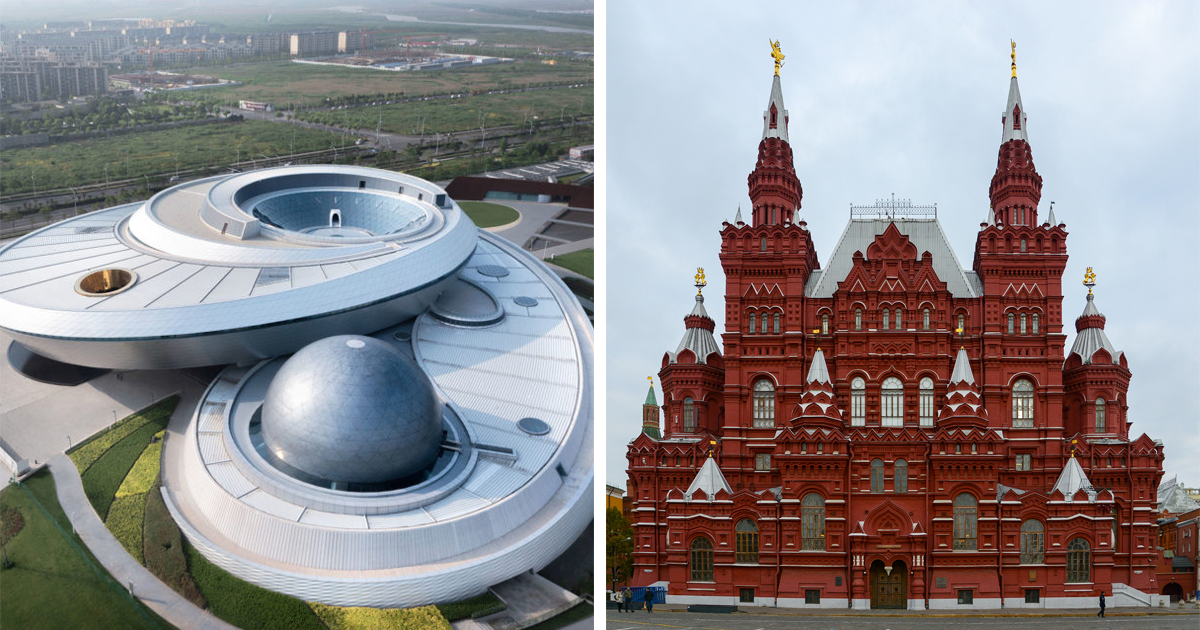 36 Of The Most Beautiful Museums From Around The World