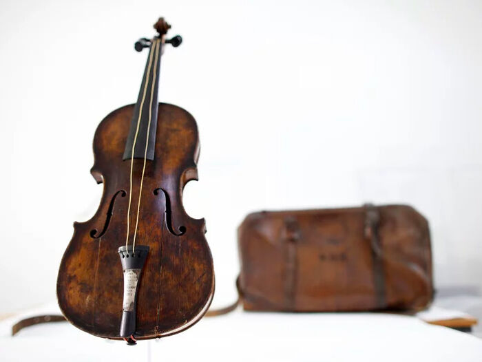 El violín Hartley