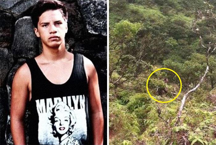 Excursionista desaparecido en la Gran Isla (Hawaii)