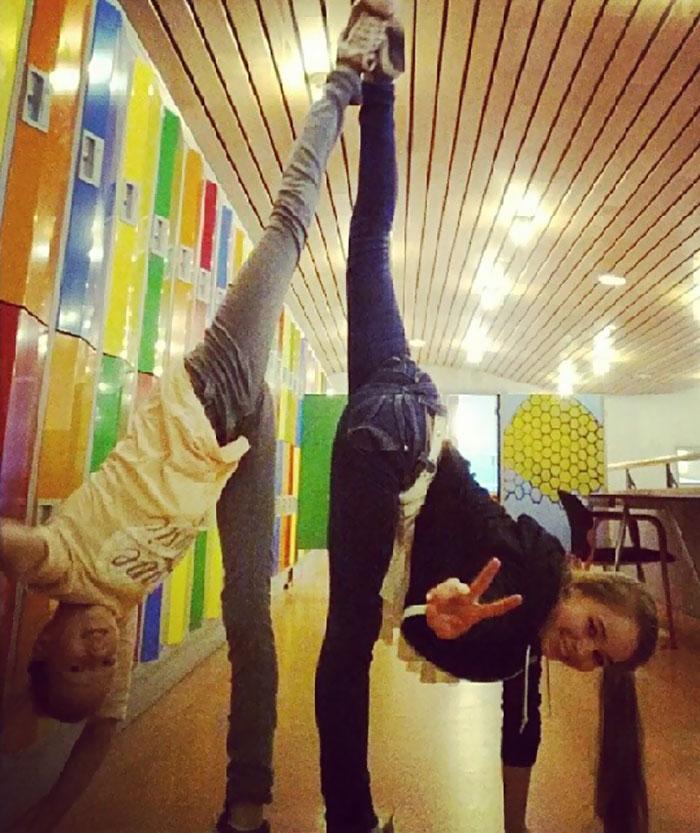 Dutch Gymnasts
