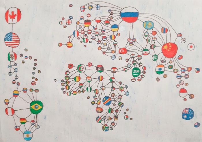 20 Mapas insólitos que podrían cambiar tu forma de ver el mundo (nuevas imágenes)