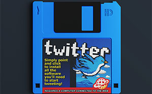 What If Popular Websites Were Made In The '90s: These Designers Have The Answer (8 Pics)