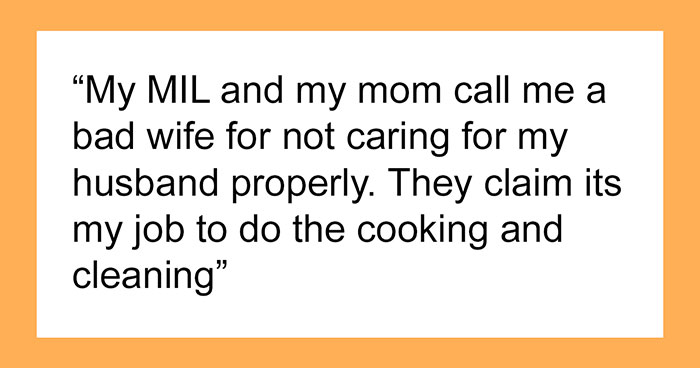 Family Blames Pregnant Mom With A 12-Hour Job For Not Doing Her 'Wife Duties,' Drama Ensues