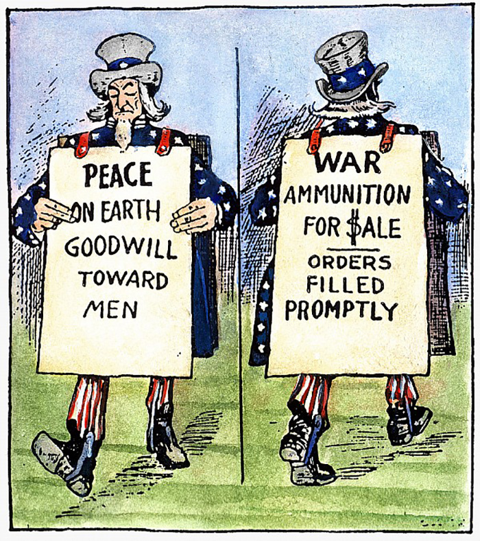 United States During World War I (1917)