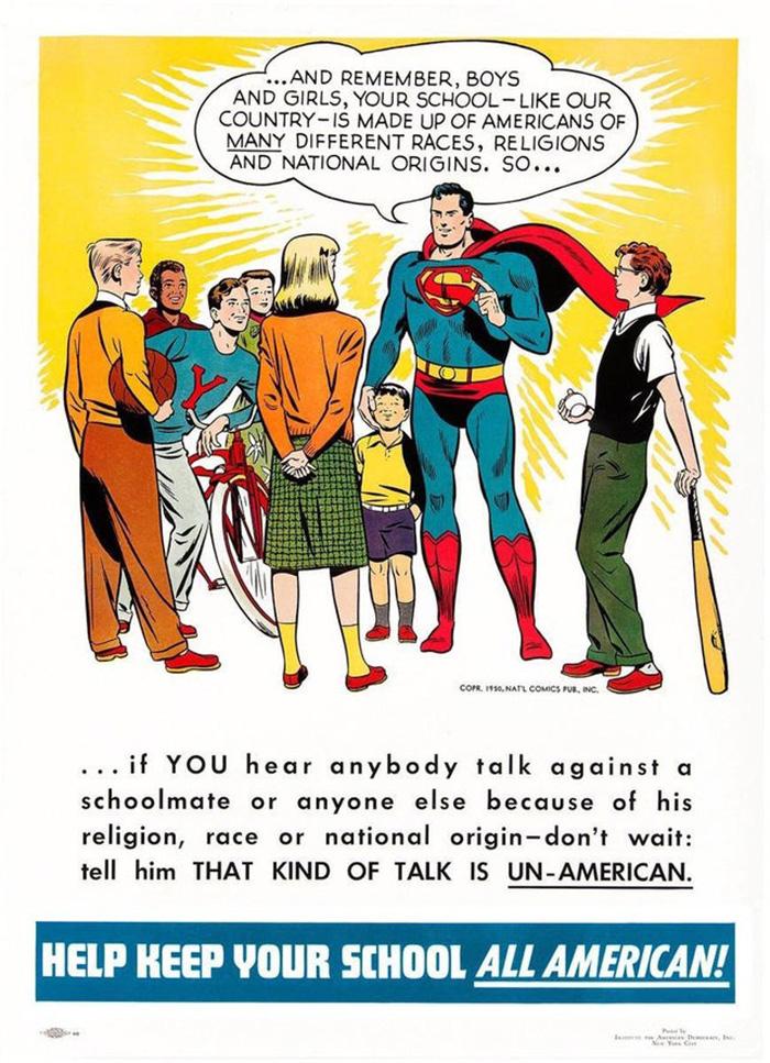 Help Keep Your School All American! [1950]