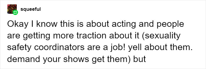 People Are Sharing Why The Movie And TV Industries Need Stricter Labor Laws
