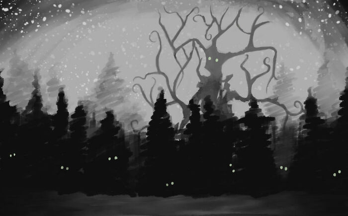 Monsters In The Forest