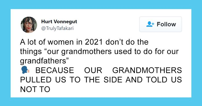 50 Times People Called Out Blatantly Sexist Things That Are Still Prevalent In Society (New Pics)