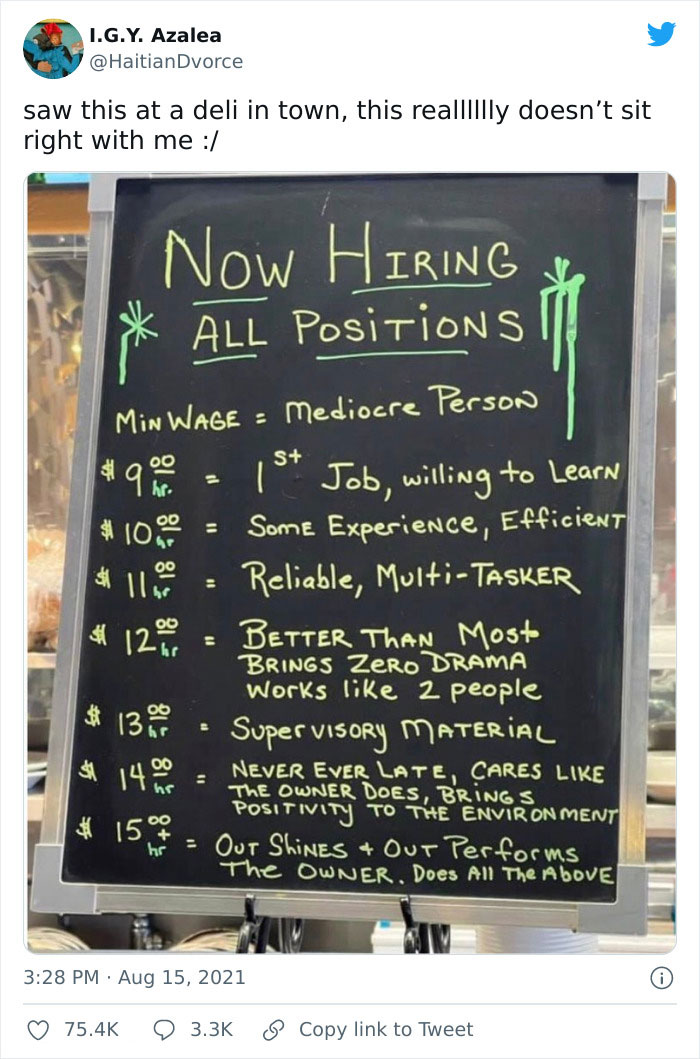 A Florida Deli Was Flooded With 1-Star Google Reviews After Its Viral Hiring Sign Drew Huge Backlash