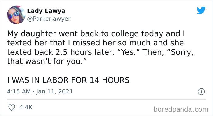 Parents Tweets