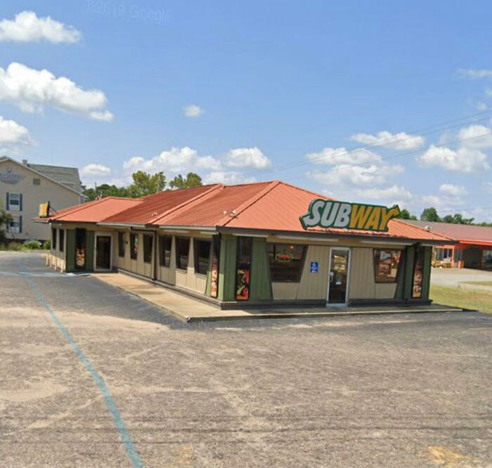 Dothan, Alabama. I Am From There And Can Confirm Without A Doubt It Was A Pizza Hut