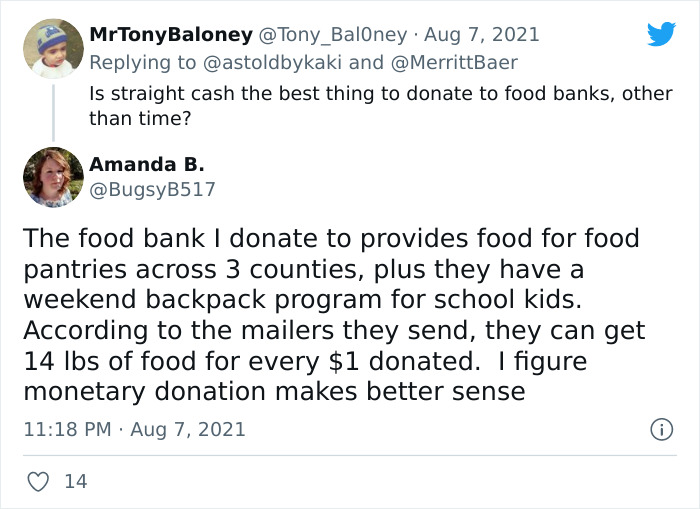 """""""Abusing The System Is A Myth"""": Food Bank Employee Explains Why Lying To Get Free Food At A Food Bank Doesn't Make Sense"""