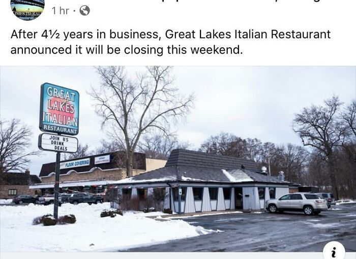 Hey, Maybe It'll Become A Pizza Hut Again?