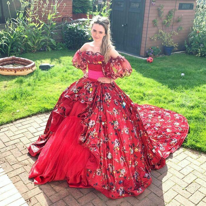 Dress From Elena From Avalor